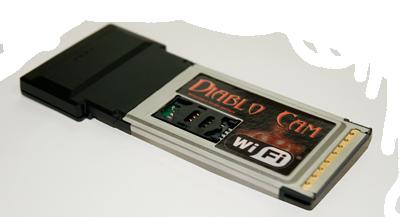 Diablo 2.3 Wi Fi - 2 Smartcard Readers Wifi_210