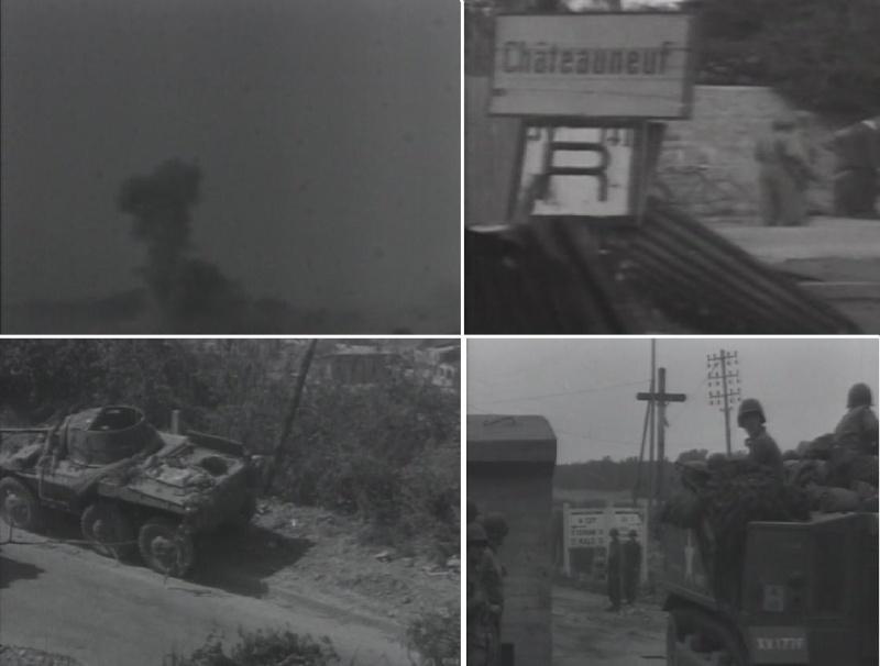 Bataille de Paramé du 6 au 13 aout 1944 Chatea10