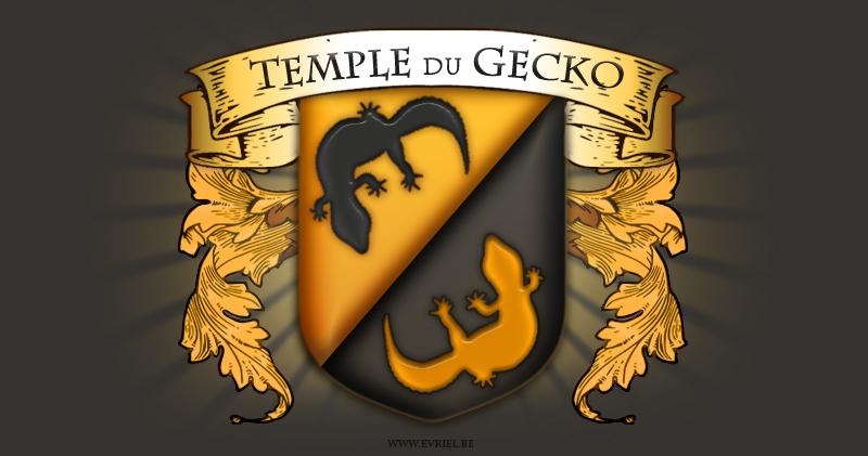 Forum Le temple du Gecko