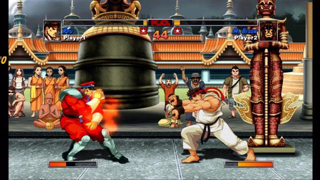 Super Street Fighter II Turbo HD Bisonv11