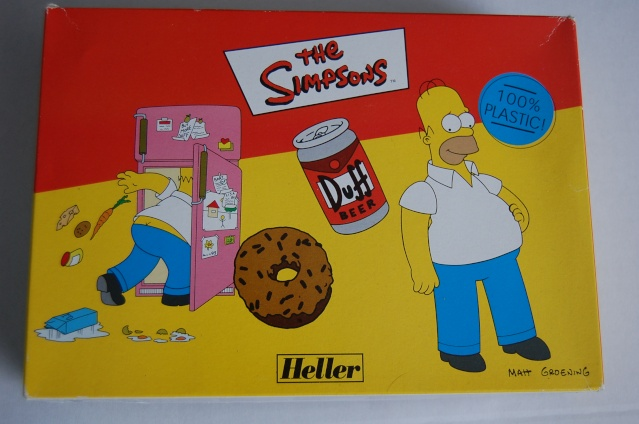 Homer Simpson Heller Réf: 79500 Dossie66
