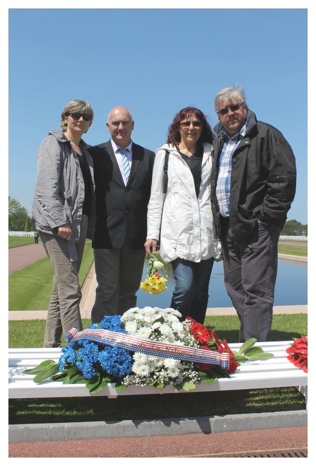 Memorial Day 2013 à Colleville sur Mer Img_3310