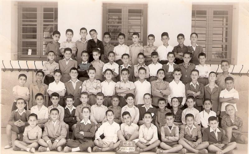 les Ecoles de l'Alliance Juive et de Talmud Torah 1953_e10