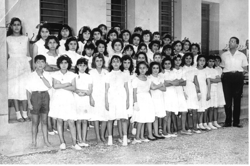 les Ecoles de l'Alliance Juive et de Talmud Torah 1959_c10