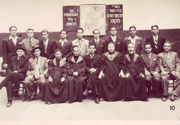 les Ecoles de l'Alliance Juive et de Talmud Torah Talmud10
