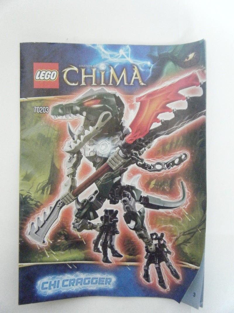 [Revue] Chima 70203 : Chi Cragger Dscf8514
