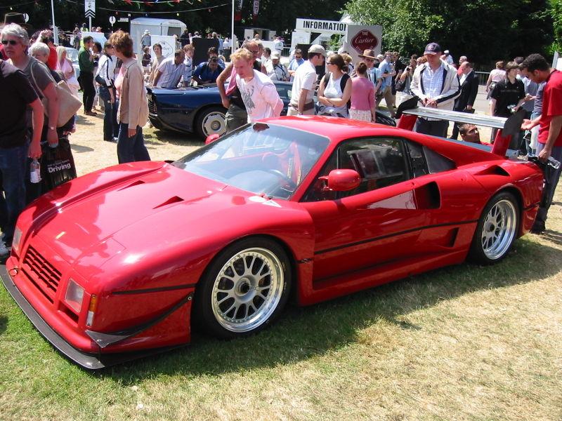 [Présentation] Le design par Ferrari 250_gt10