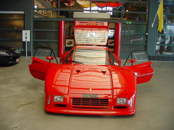 [Présentation] Le design par Ferrari 250_gt11