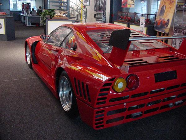 [Présentation] Le design par Ferrari 250_gt12