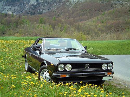 [Présentation] Le design par Lancia Beta_s10