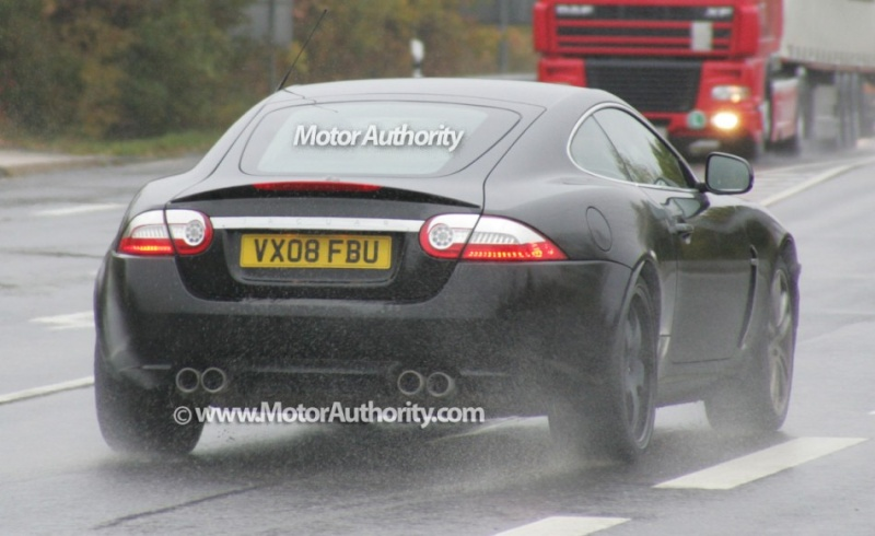 2008/11 - [Jaguar] XK Restylée Jaguar11