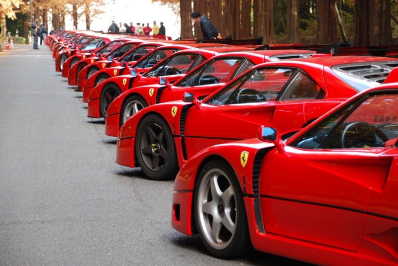 [Présentation] Le design par Ferrari - Page 2 Meetin12