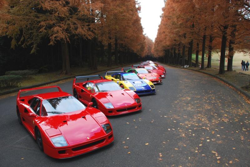 [Présentation] Le design par Ferrari - Page 2 Meetin13