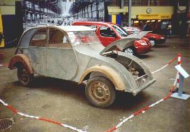 [Présentation] Le design par Citroën - Page 3 Proto_13