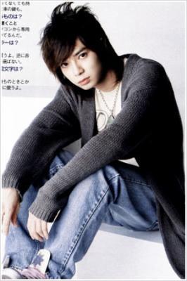 Jun matsumoto (je suis inspirée ^^) 48368410