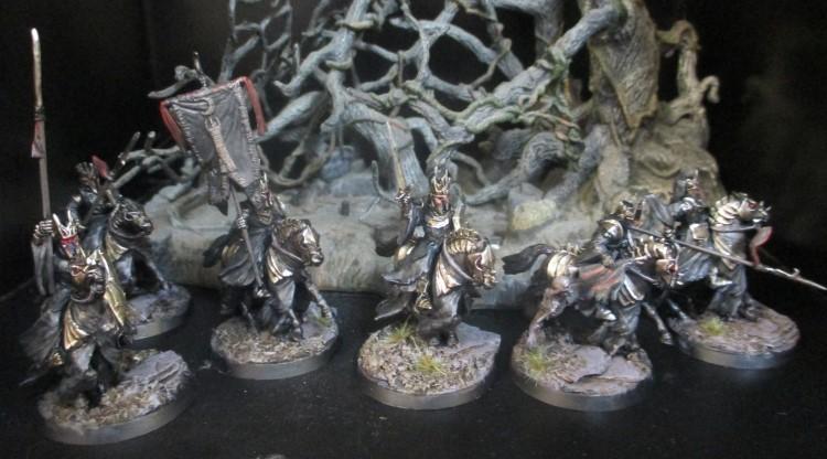 Dam & Dor ... le Mordor Cheval10