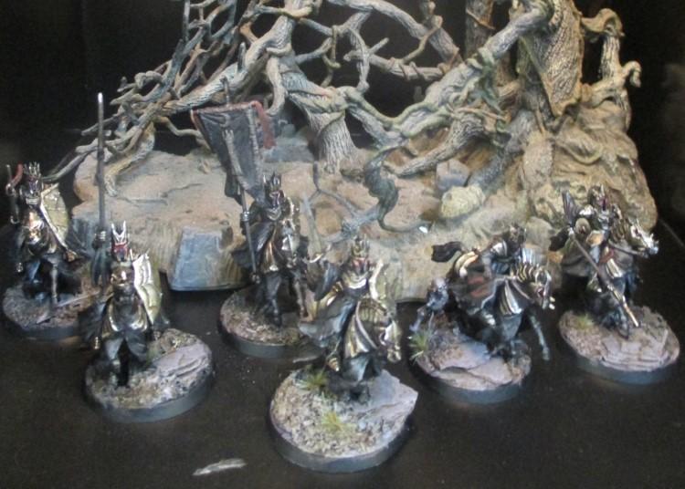 Dam & Dor ... le Mordor Cheval11