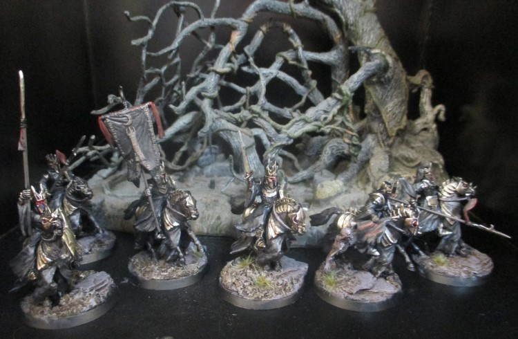Dam & Dor ... le Mordor Cheval13