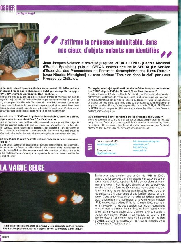 La Chaîne de restaurant Mac Donald lance une opération d'information sur le sujet OVNI Macdo310