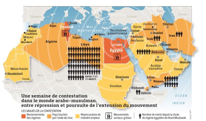 FLAMBEE DE VIOLENCE EN TUNISIE Colere10
