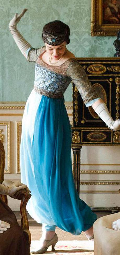 Les plus belles robes vues à l'écran Sybil-10