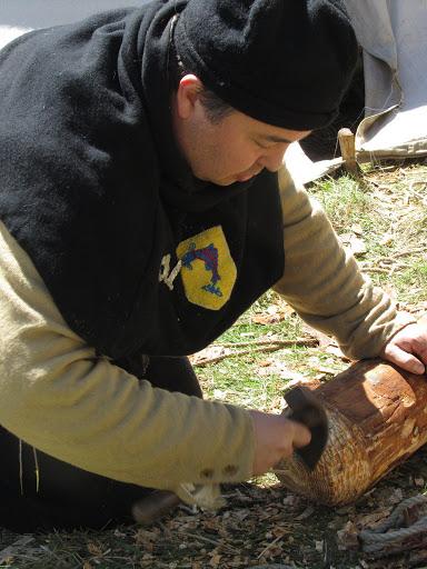 [expérimentation] fabrication d'un canon en bois Img_1510