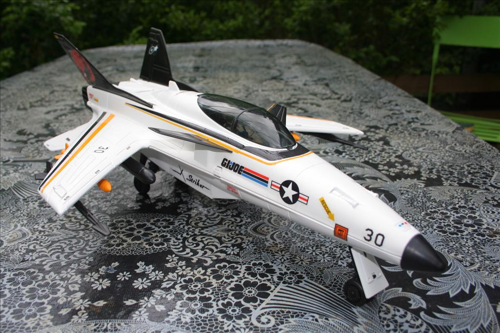 X-Striker 30 : Airplane ! Flying High Img_8942