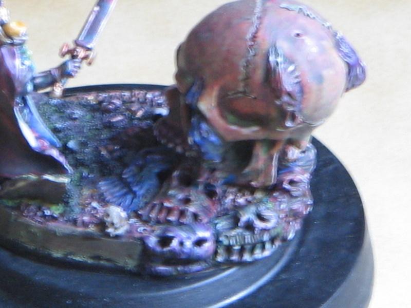 """Tutoriel Sculpture : Sculpter un """"visage démoniaque"""". Img_3026"""