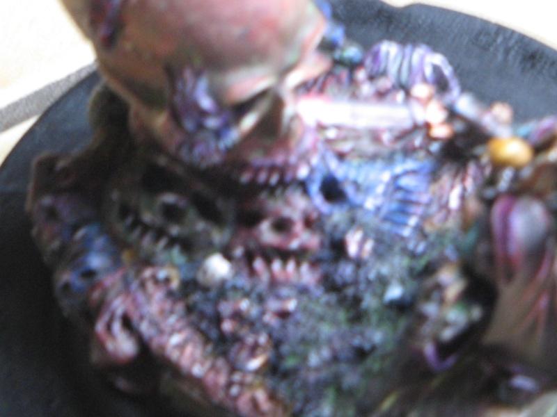 """Tutoriel Sculpture : Sculpter un """"visage démoniaque"""". Img_3028"""