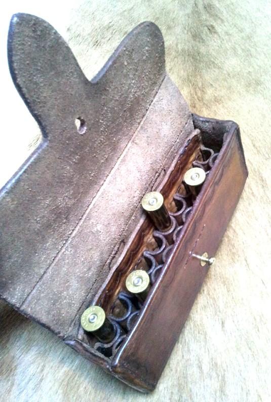 Cartouchière de ceinture... Cartou13