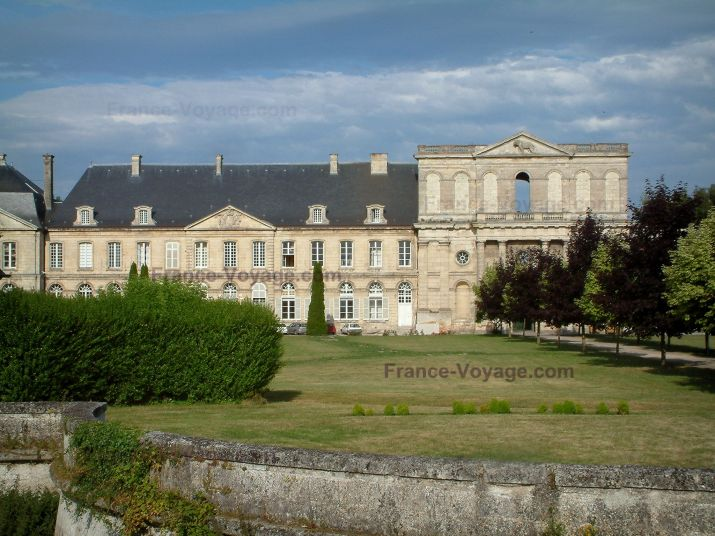 Abbaye d'Ourscamp, Oise (Picardie) Abbaye11