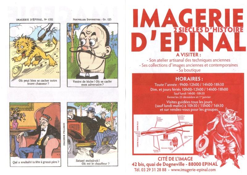 L'Imagerie d' Epinal - Vosges - Lorraine - France - Page 2 Img05311
