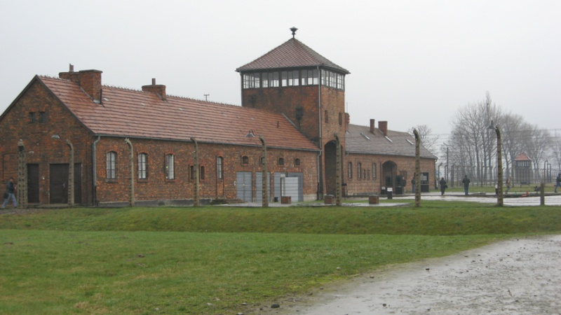 Why we fight: Auschwitz-Birkenau Voyage12