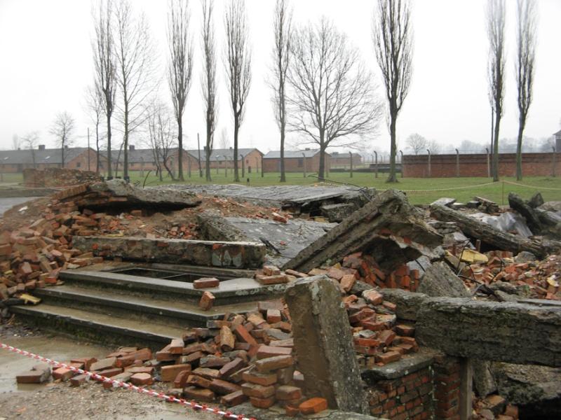 Why we fight: Auschwitz-Birkenau Voyage17