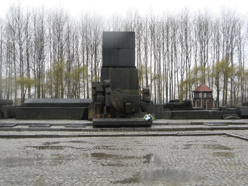 Why we fight: Auschwitz-Birkenau Voyage18