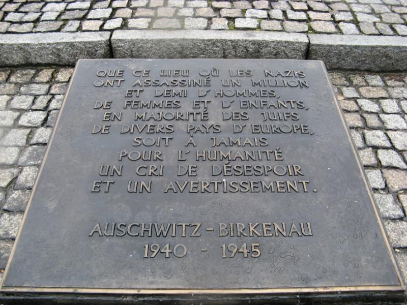 Why we fight: Auschwitz-Birkenau Voyage19