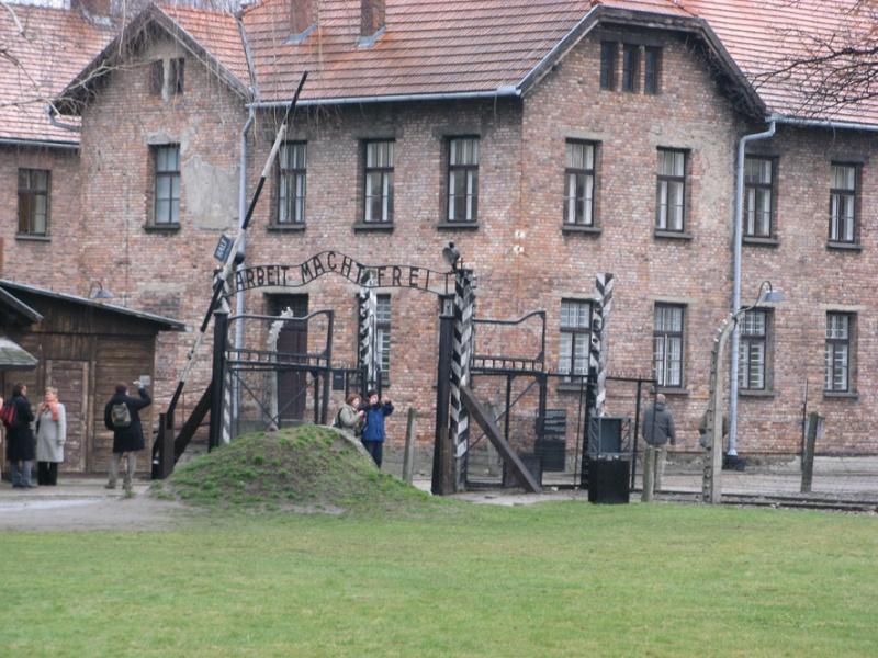 Why we fight: Auschwitz-Birkenau Voyage21