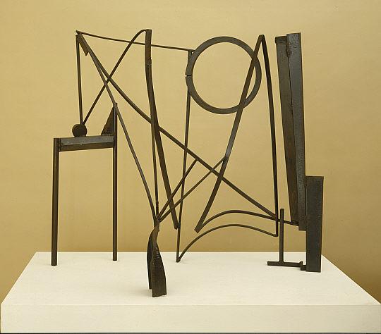 Une sculpture / un sculpteur en passant 1378-139