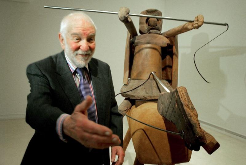 Une sculpture / un sculpteur en passant 1378-140