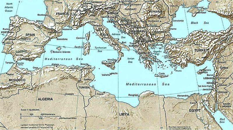 LC Méditerranée 1378-251