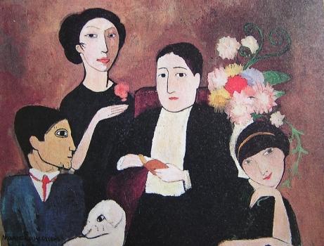 Marie Laurencin [peinture] A302