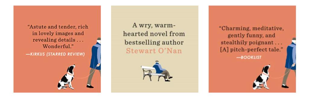 Stewart O'Nan A32