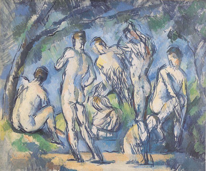 Un peintre, un auteur : Cézanne A325