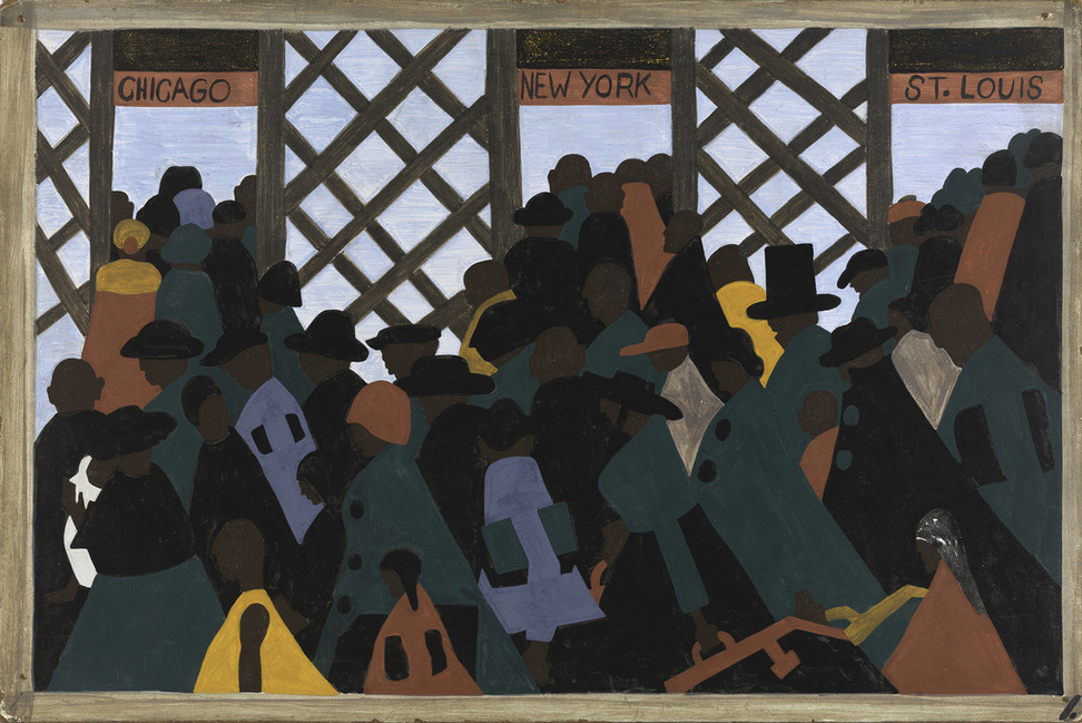 Jacob Lawrence  A391