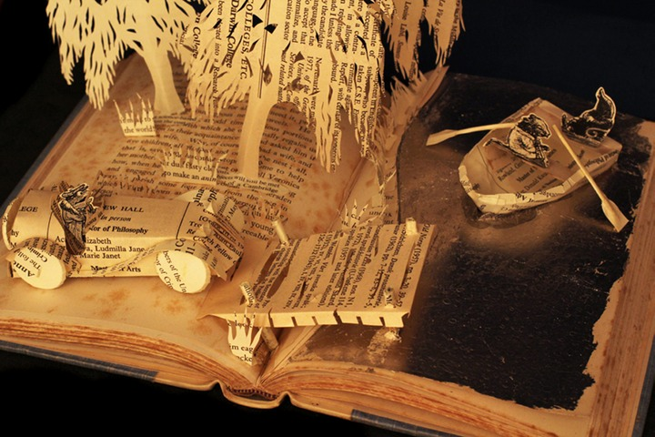 [Art] Livres objets-Livres d'artistes - Page 6 Aa99
