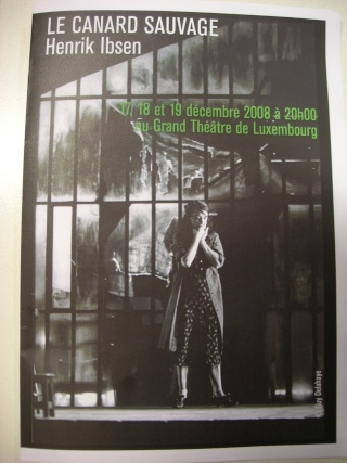 Le Canard Sauvage d'Ibsen - mise en scène Yves Beaunesne Canard10