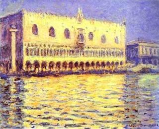 Voyage à Venise [INDEX 1ER MESSAGE] - Page 6 Monet_11
