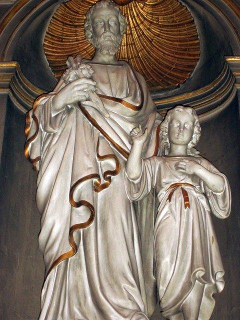 DU BIENHEUREUX FRERE ARNOULD.... A FRERE ANDRE, Saint. - Page 2 Joseph10