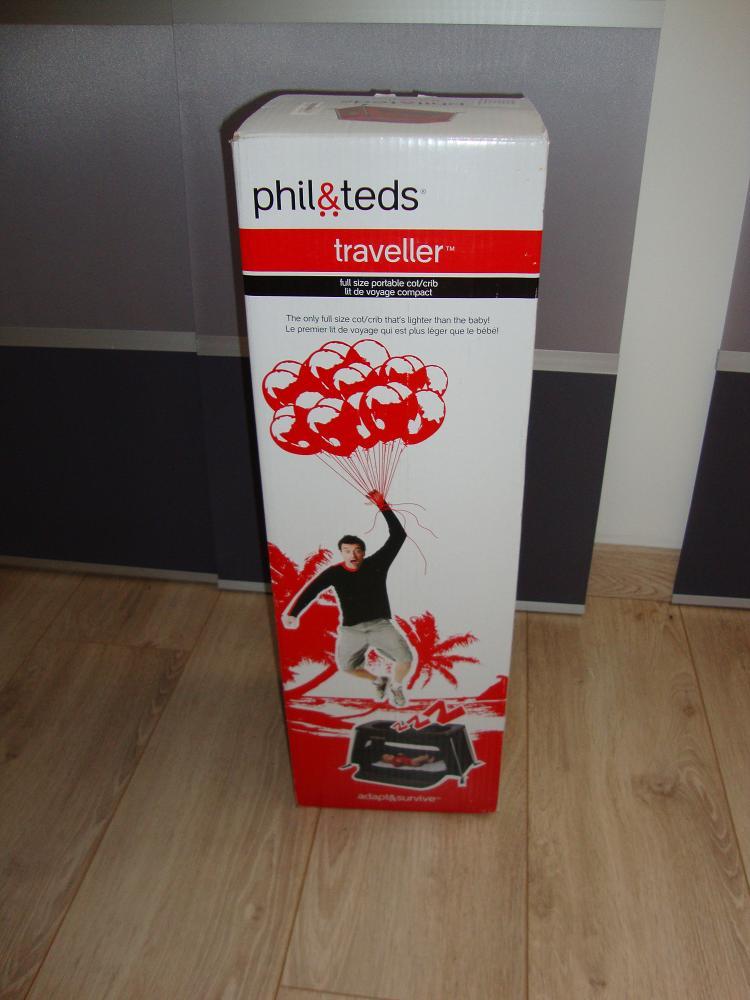 Lit Phil & Teds Traveller Dsc02211
