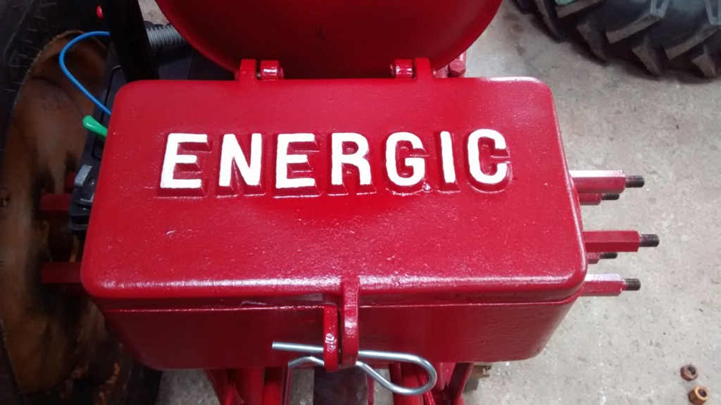 energic - Remise en état masses Energic . 61393410